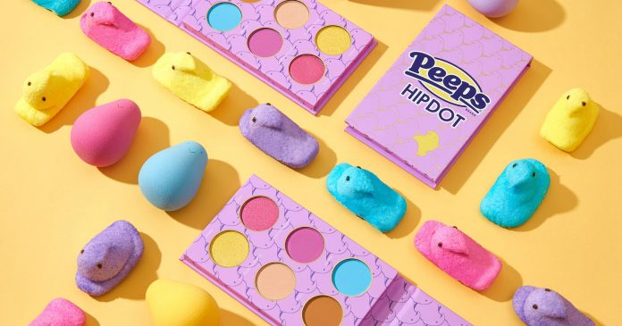 Peeps Makeup Is Here To Delight Us Until Spring Arrives