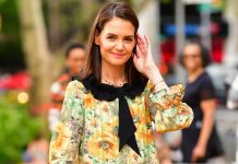 Katie Holmes' New Hair Color For Spring? Groundbreaking.