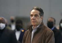 Andrew Cuomo is facing an extraordinary rebuke from his own party