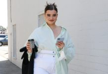 Barbie Ferreira's Neon Sandals Are Euphoria-Approved