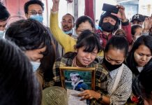 US ratchets up pressure on Myanmar's military after its bloodiest weekend since the coup