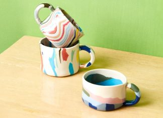 These Handmade Ceramic Mugs Will Bring Artsy Joy To Your Work Space