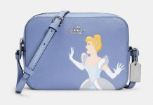This Coach Outlet Disney Princess Collection Is A Dream Come True