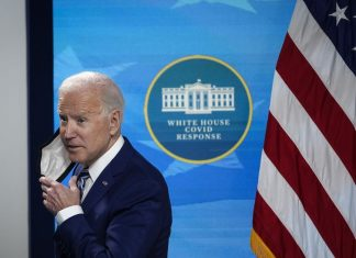 All adults will be eligible for Covid-19 vaccine on April 19, Biden announces