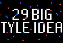 29 Big (Style) Ideas