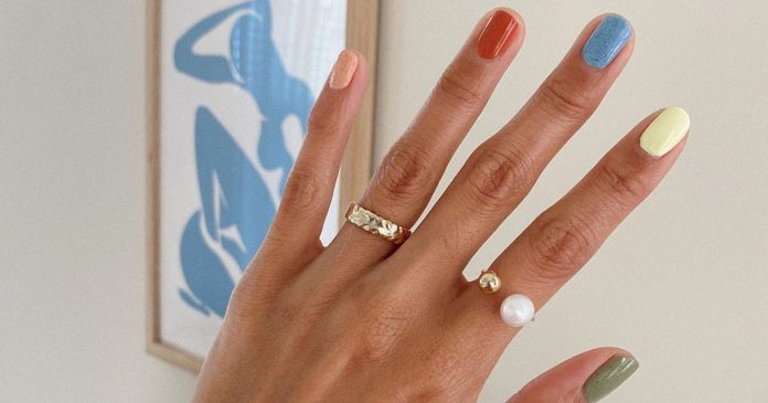 5 Trendy Spring Nail Polish Colors To Brighten Your DIY Mani