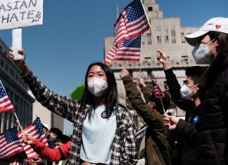Senate Democrats use Asian American hate crimes bill as key test of Republican obstruction