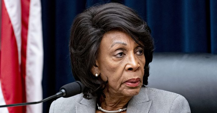 """Watch Maxine Waters Tell Jim Jordan To """"Shut Your Mouth,"""" As A Treat"""