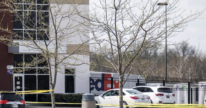 What We Know About The Indianapolis FedEx Factory Shooting