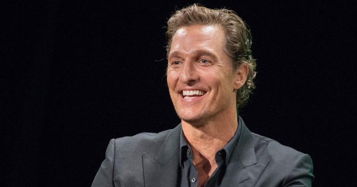 "A Huge Number Of Texans Want ""Aggressively Centric"" Actor Matthew McConaughey As Their Next Governor"