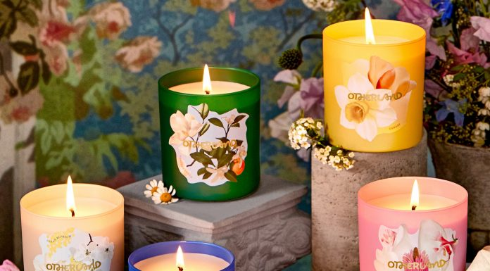 Otherland's New Candles Smell Like A Bridgerton Garden Party