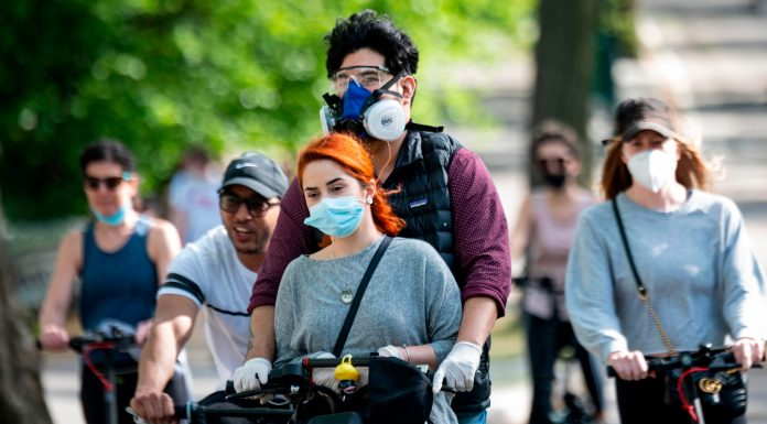 So, Realistically, How Long Are We Going To Be Wearing Masks?