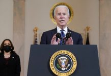 Biden urges Congress to not look away from George Floyd