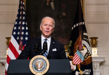 Biden wants to convince the world America can be trusted on climate change