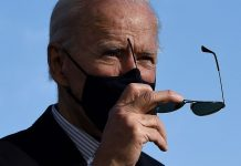 Polls: A majority of Americans feel good about Biden's first 100 days