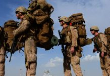 The US military is finally withdrawing from Afghanistan