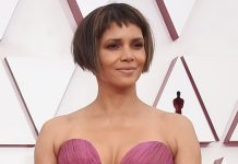 Halle Berry Debuted A Divisive New Haircut On The Red Carpet