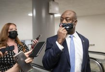 Sen. Tim Scott says Congress is close to a police reform deal