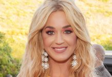 Katy Perry Is The Latest Star To Try Out Bleached Brows