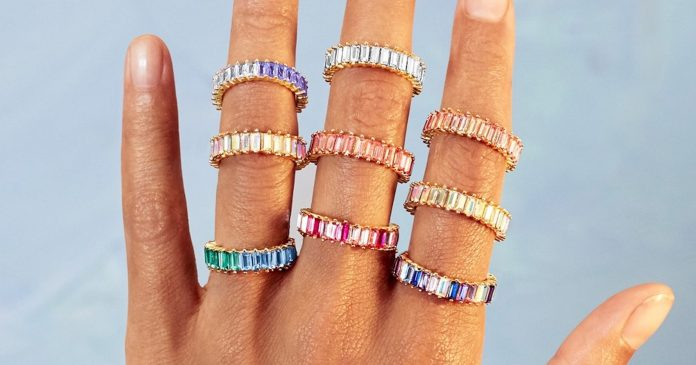 Our Favorite BaubleBar Ring Is $12 Today