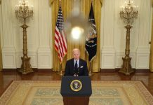 The coronavirus is a thorn in Biden's democracy agenda