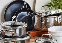 A Home Chef's Definitive Guide To The Best Cookware Sets